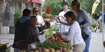 Vail Farmers' Markets