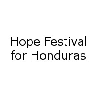 Hope Festival for Honduras