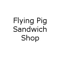 Flying Pig Sandwich Shop